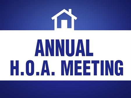 2015 hoa meeting notice land 39 s end hoa. Black Bedroom Furniture Sets. Home Design Ideas